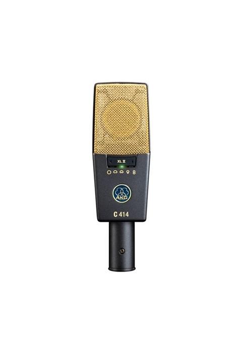 AKG C414 XLII Microfone Condensador