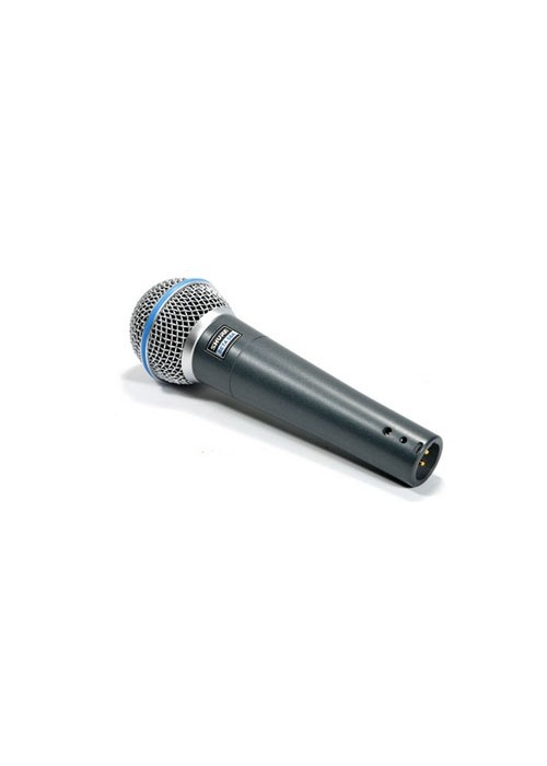 Shure Beta 58A Microfone Supercardioide Dinamico