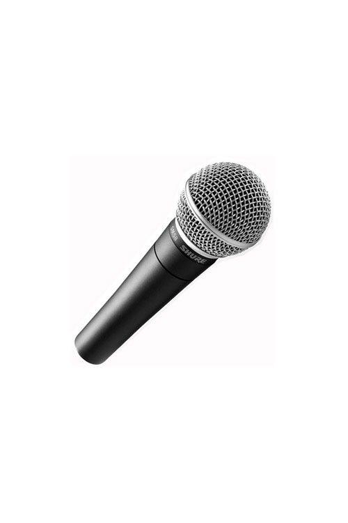 Shure SM58S Microfone Cardiode Com Botao Liga-Desliga