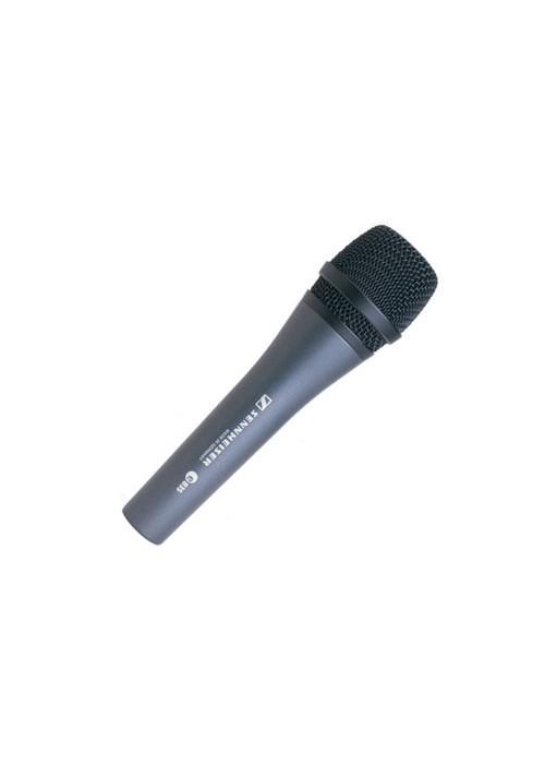 Sennheiser E835S Microfone Cardioide Dinamico com Botao Liga-Desliga