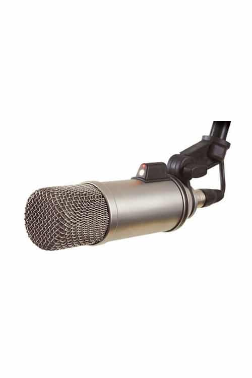 Rode Broadcaster Microfone Condensador