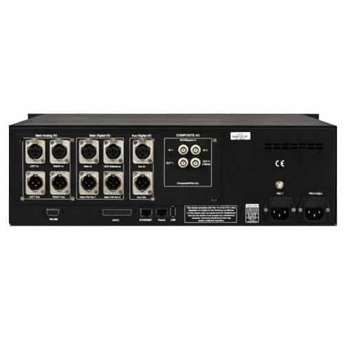 Omnia 9 FM Processador De Audio Multibanda Digital