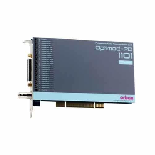 Orban Optimod PC 1101 Pc Card