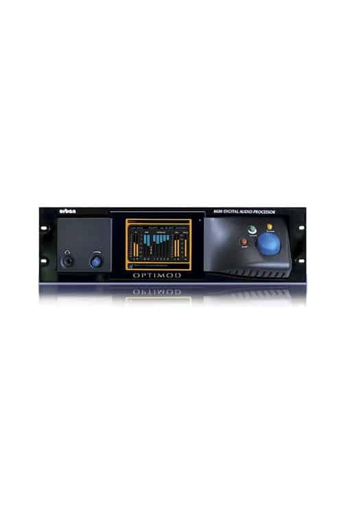 Orban Optimod FM 8600 HD FM Processador de Audio Digital
