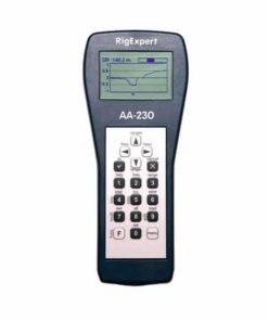 Rigexpert AA-230pro Analizador De Antena (0.3 A 230 Mhz) + Time Domain Reflectometer