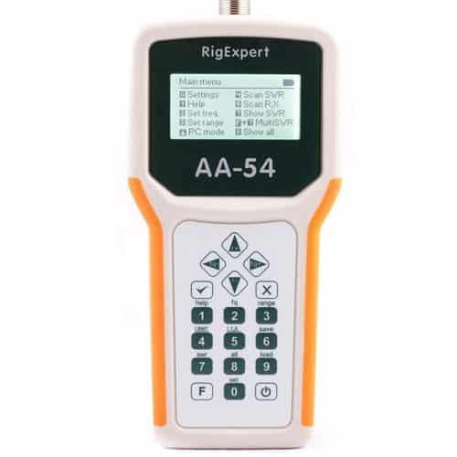 Rigexpert AA30 HF Analizador De Antena (0.1 A 30 Mhz)
