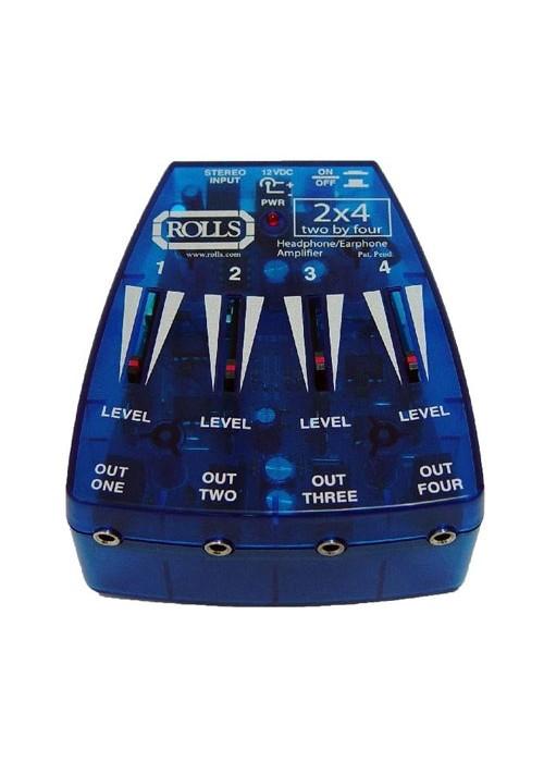 Rolls HA204 Distribuidor Amplificador De Fone 4 Canais