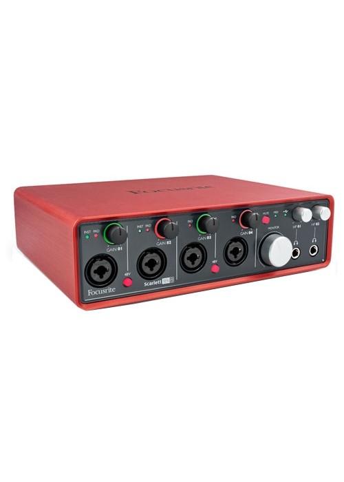 Focusrite Scarlett 18i8 USB 2.0