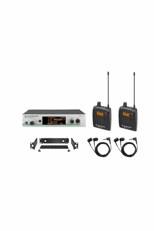 Sennheiser EW 300 2IEM G3 Sistema In Ear