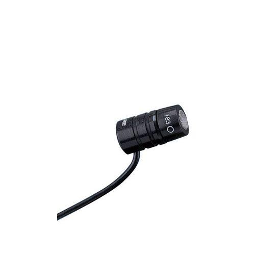 Shure MX183 Microfone Condensador Omnidirecional