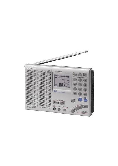 Sony Radio ICF-SW7600GR AM FM