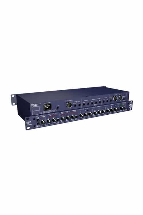 Symetrix 528E Processador de Microfone