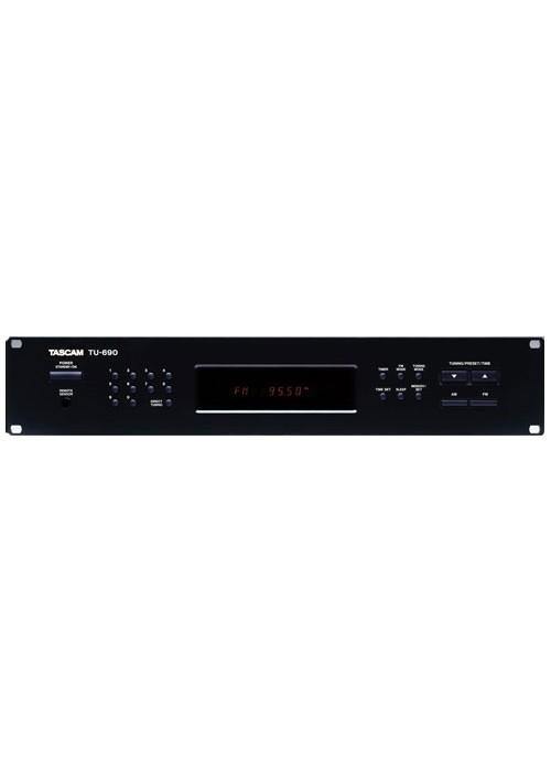 Tascam TU690 Tuner de AM FM