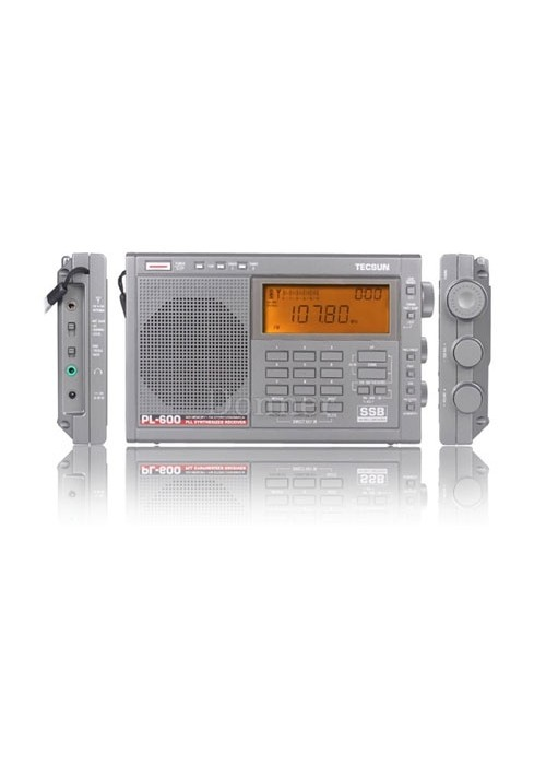 Tecsun PL-600 Digital AM FM SW MW LW Shortwave SSB