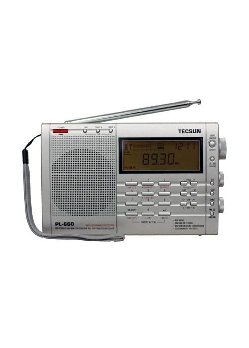 Tecsun PL660 AM FM LW MW SW SSB Airband
