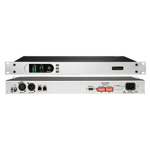 Telos HX1 Hibrida de 1 Linha Digital - Analog and AES In-Out