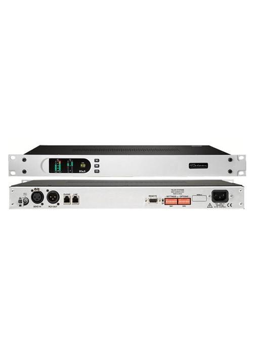 Telos HX1 Hibrida de 1 Linha Digital - Analog and AES In-Out
