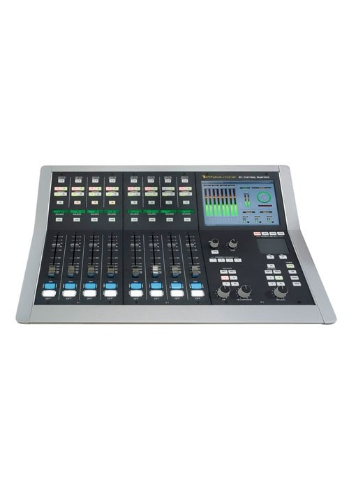 Wheatstone E-1 Evolution Console no Ar Digital