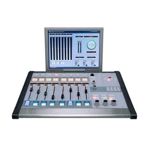 Wheatstone E-4 Evolution Console no Ar Digital
