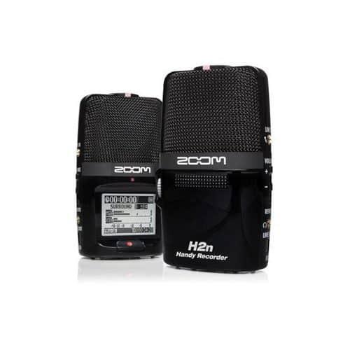 Zoom H2N Gravador Digital