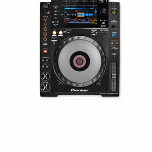 PIONEER CDJ-900NXS - MULTIMIDIA DJ PLAYER