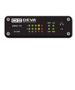 DEVA DB91-TX - CODIFICADOR COMPACTO DE ÁUDIO IP