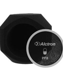 ALCTRON PF8 Projetado para canalizar o som da sua voz.