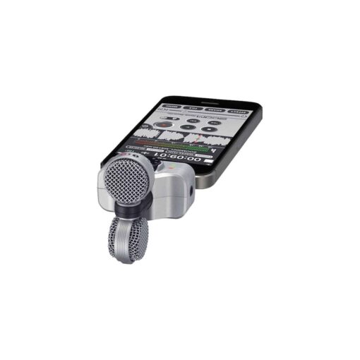Microfone Ios condensador cardioide
