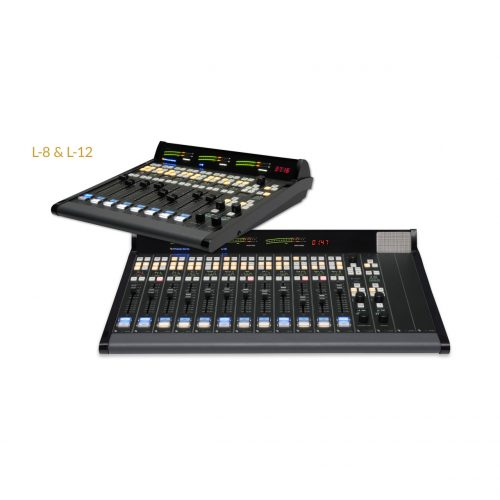WHEATSTONE L8 CONSOLE DIGITAL