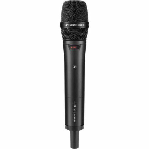 sennheiser, microfone, ew100,