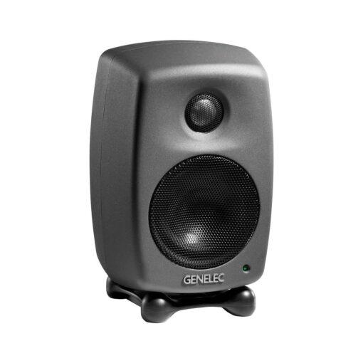 MONITOR DE AUDIO ATIVO BI AMPLIFICADO GENELEC 8010