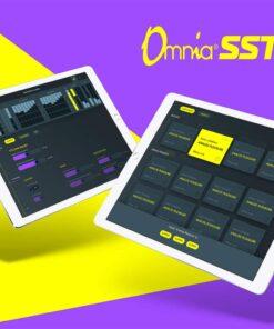 PROCESSADOR DE AUDIO STREAMING OMNIA SST