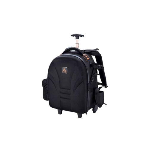 A mochila para câmera Oscar B20 da E-Image foi projetada para proteger DSLRs ou filmadoras e acessórios. O material impermeável de nylon 1680D, juntamente com o interior acolchoado ajustável, mantém seu equipamento seguro.